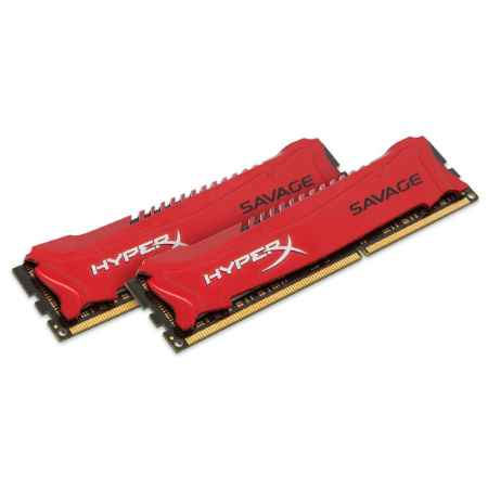 Купить Kingston HyperX Savage Memory Red HX316C9SRK2/16 HX316C9SRK2/16