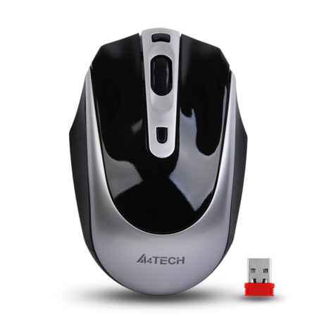 Купить A4Tech V-Track G11-590FX-1 серебристый/черный