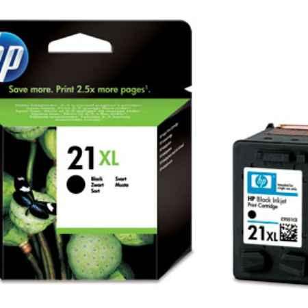 Купить HP для мультифункциональников PSC 1410/принтеров DeskJet 3940 21XL черного цвета 475 страниц