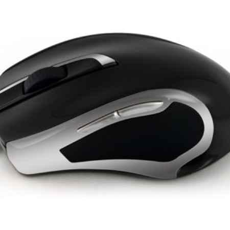 Купить Oklick 620L серебристый/черный