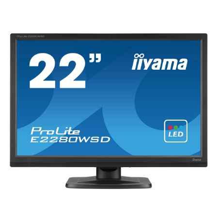 Купить Iiyama Pro Lite E2280WSD-B1