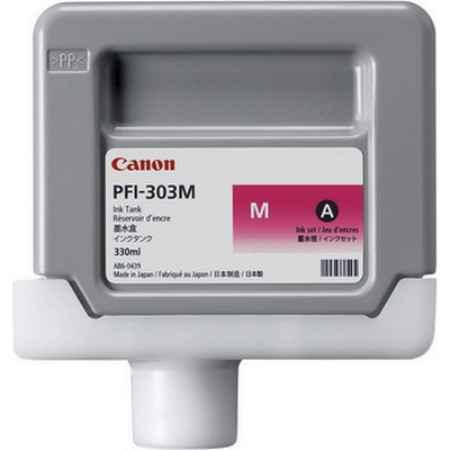 Купить Canon для принтеров imagePROGRAF iPF810i/iPF815/iPF820/iPF825 PFI-303 пурпурного цвета