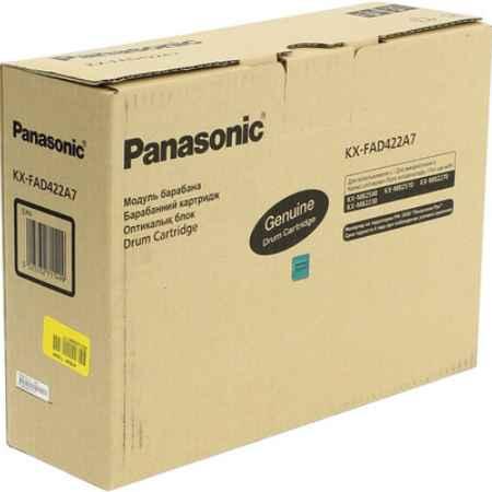 Купить Panasonic KX-FAD422A7 черного цвета 18000 страниц