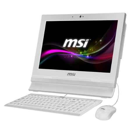 Купить MSI Wind Top AP1622-094XRU 9S6-A61312-094 Intel Celeron Dual-Core / 1037U / 1.8 ГГц / 4 ГБ PC3-10600 DDR3 SDRAM / 320 ГБ / Intel HD Graphics / DOS /
