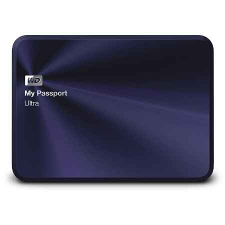 Купить Western Digital My Passport Ultra Metal Edition WDBCHW0020BBA-EEUE WDBCHW0020BBA-EEUE 2 ТБ 5400 об./мин.