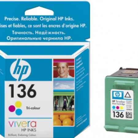 Купить HP для принтеров Deskjet D4163/5443; Officejet 6313 и многофункциональных устройств PSC 1513/1513s; Photosmart 2573/C3183/C4183 136 цветн. 175 листов