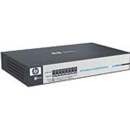 Купить HP ProCurve 1410-8G