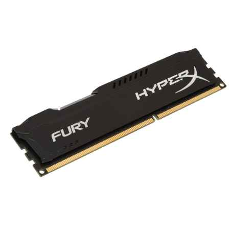 Купить Kingston HyperX Fury Black HX316C10FB/4