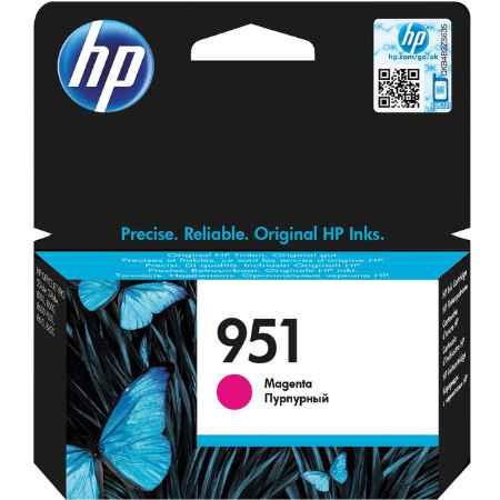 Купить HP для Officejet Pro 8610/8620 e-All-in-One 951 пурпурного цвета 700 страниц
