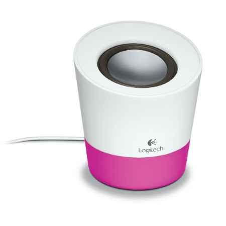 Купить Logitech Z50 (2.0) розовый