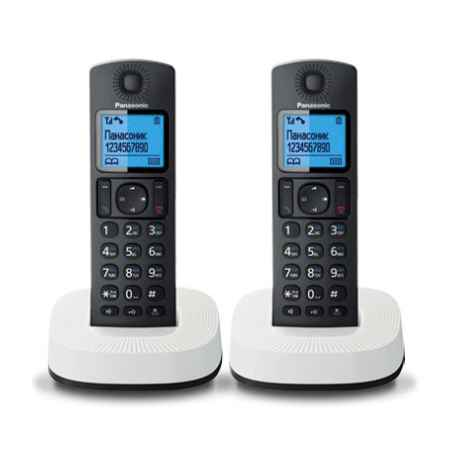 Купить Panasonic KX-TGC312RU2 белый/черный