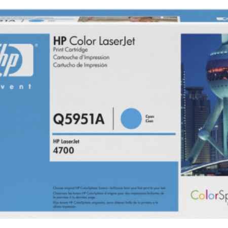 Купить HP для принтеров LaserJet 4700 голубого цвета 10000 страниц