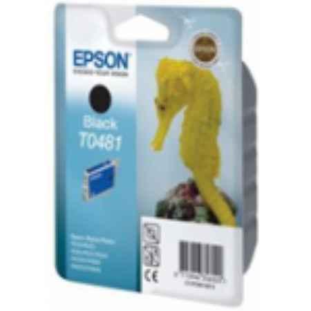 Купить Epson для многофункциональных устройств Stylus Photo R220/R300/R320/R340/R200 и принтеров RX500/RX620/RX640/RX600 черного цвета 450 страниц