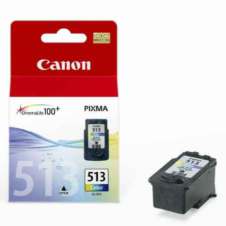 Купить Canon для принтеров Pixma MP240/260/480 CL-513 цветн. 349 страниц