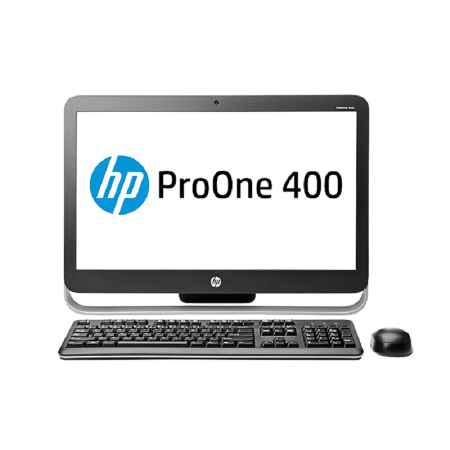 Купить HP ProOne 400 G1 23-inch Non-Touch All-in-One PC J8S78EA Intel Celeron Dual-Core / G1840T / 2.5 ГГц / 4 ГБ PC3-12800 DDR3 SDRAM / 500 ГБ / Intel HD Graphics / Windows 7 Pro /8 Pro /