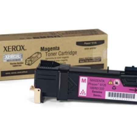Купить Xerox для принтеров Phaser 6125 пурпурного цвета 1000 страниц