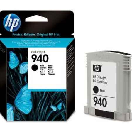 Купить HP для принтеров Officejet Pro 8000 / 8500 940 черного цвета 1000 страниц