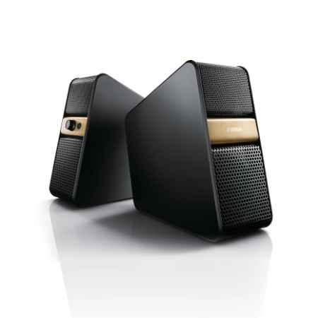 Купить Yamaha NX-B55 золотистый/ черный