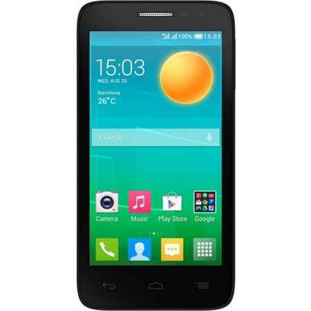 Купить Alcatel One Touch Pop D5 5038D черный