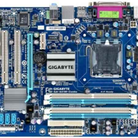 Купить Gigabyte GA-G41M-COMBO