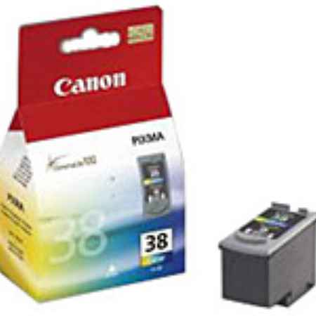 Купить Canon для принтеров Pixma iP1800/iP2500 CL-38 цветн.