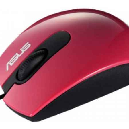 Купить Asus optical wired mouse UT-210 красный