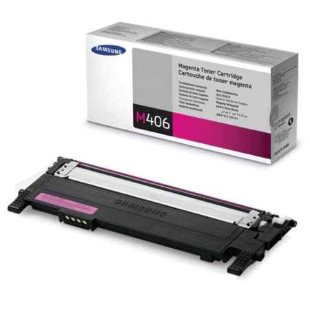 Купить Samsung CLT-M406S пурпурного цвета 1000 страниц