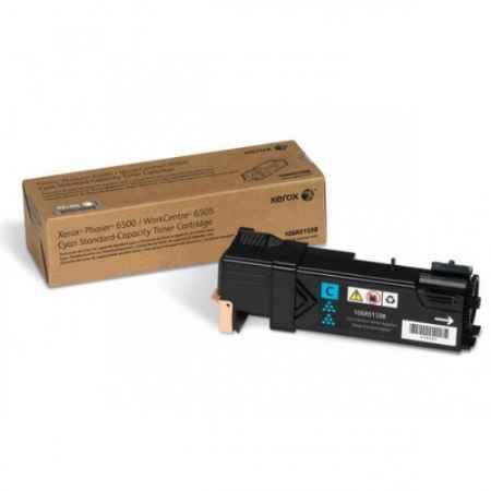 Купить Xerox для принтеров Phaser 6500 / WorkCentre 6505 голубого цвета 1000 страниц