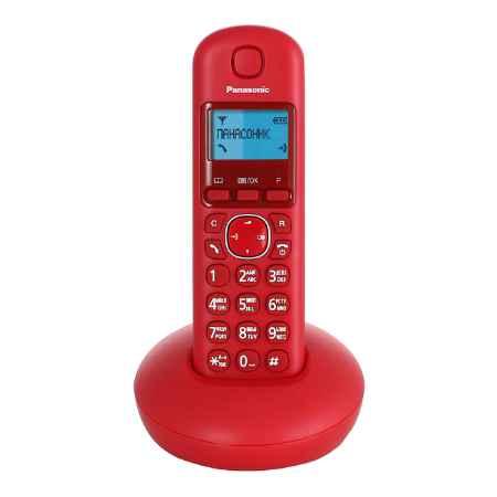 Купить Panasonic KX-TGB210RUR красный