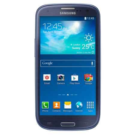 Купить Samsung Galaxy S III Neo GT-I9301i синий