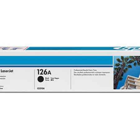 Купить HP для принтеров LaserJet CP1025/P1025NW 126A черного цвета 1200 страниц