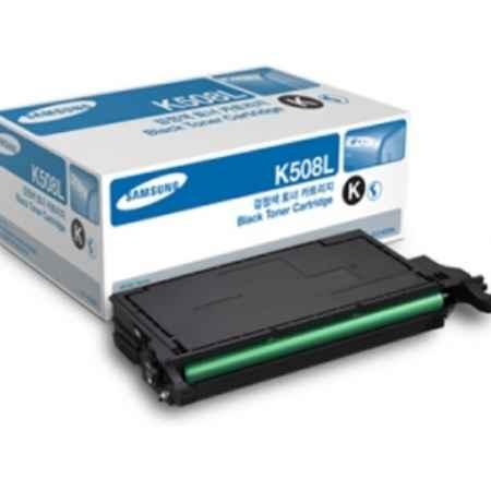 Купить Samsung для принтеров CLP-620ND/670N/670ND; многофункциональных устройств CLX-6220FX/6250FX CLT-K508L черного цвета 5000 страниц