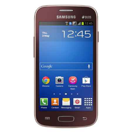 Купить Samsung Galaxy Star Plus GT-S7262 красный