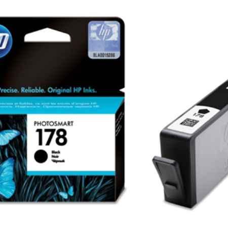 Купить HP для принтеров PhotoSmart D5463/C5383/C6383 178 черного цвета 250 страниц