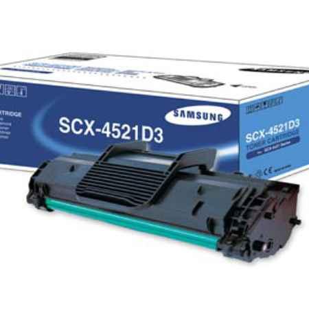 Купить Samsung SCX-4521D3 черного цвета 3000 страниц