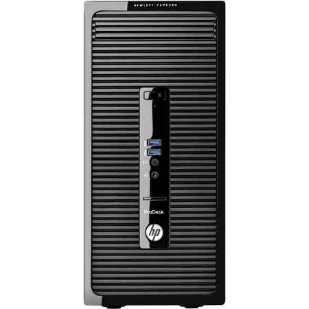 Купить HP ProDesk 490 G2 MT J4B01EA Intel Core i5 / i5-4590 / 3.3 ГГц / 4 ГБ PC3-12800 DDR3 SDRAM / 500 ГБ / Intel HD Graphics 4600 / Windows 7 Pro 64-bit /8 Pro / микротауэр
