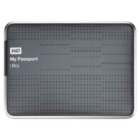 Купить Western Digital My Passport Ultra WDBLNP5000ATT WDBLNP5000ATT-EEUE 500 ГБ 5400 об./мин.