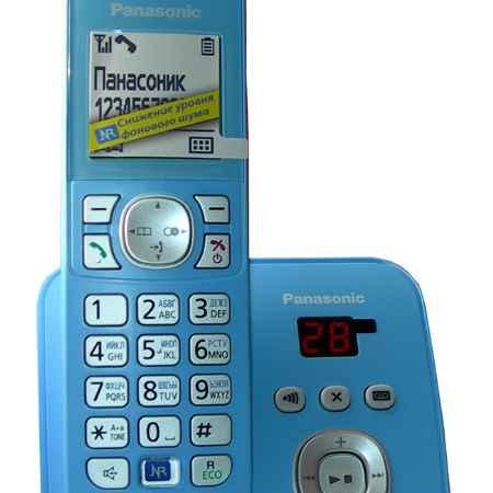 Купить Panasonic KX-TG6821RUF голубой
