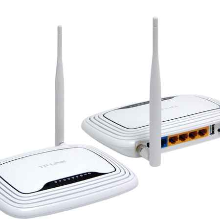 Купить TP-Link Wireles N TL-WR842ND