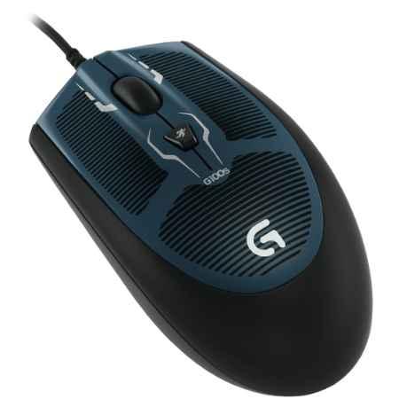 Купить Logitech Gaming G100S синий