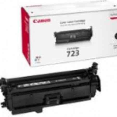 Купить Canon для принтеров i-SENSYS LBP7750 723H BK черного цвета 10000 страниц
