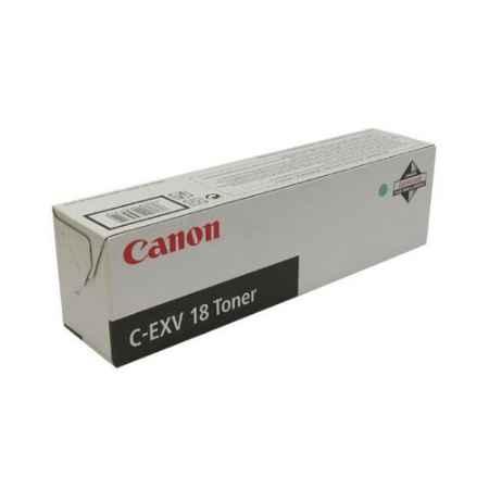 Купить Canon для многофункциональных устройств iR1018/1022 C-EXV18 черного цвета 8400 страниц