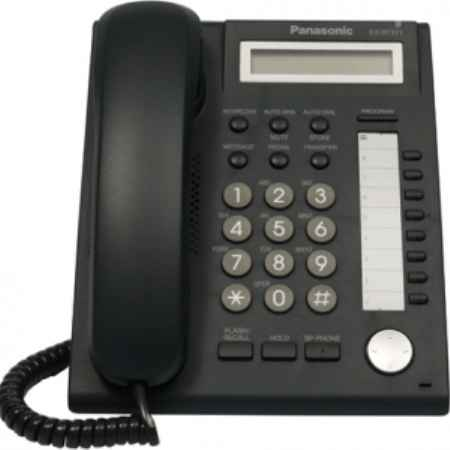 Купить Panasonic KX-DT321RU черный