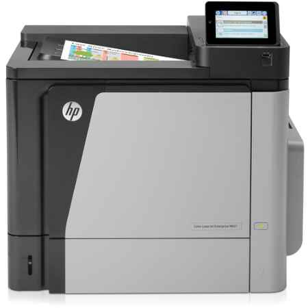 Купить HP Color LaserJet Enterprise M651n