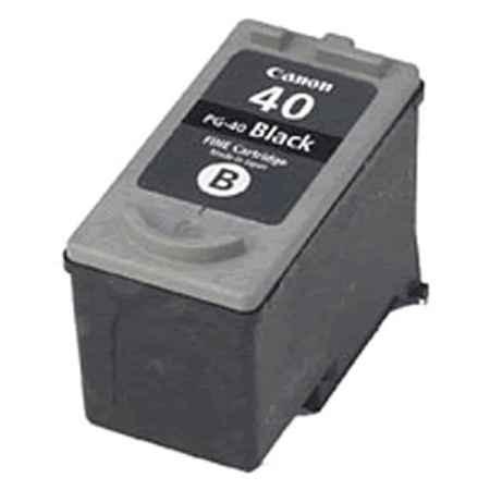 Купить Canon для принтеров Pixma MP450/MP150/MP170/iP1600/iP2200/iP6210D PG-40 черного цвета