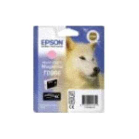 Купить Epson для принтеров Stylus Photo R2880 T0966 светло-пурпурного цвета 835 страниц
