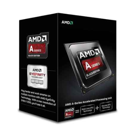Купить AMD Dual-Core A6 A6-6400K 3.9 ГГц ret.