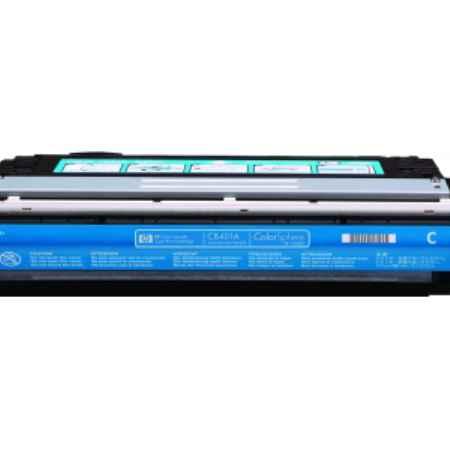 Купить HP для принтеров Color LaserJet CP4005 голубого цвета 7500 страниц