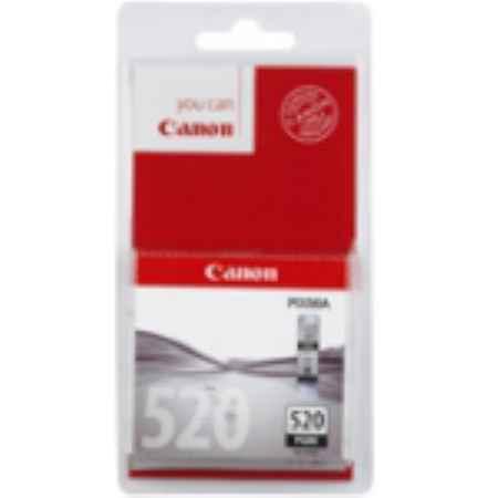 Купить Canon для принтеров Pixma iP3600/iP4600 PGI-520BK черного цвета 350 страниц