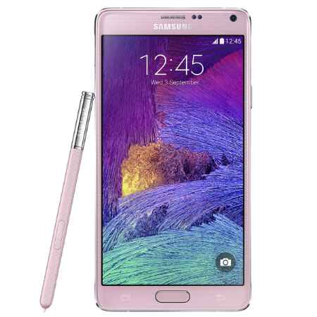 Купить Samsung Galaxy Note 4 SM-N910C 32Gb 4G розовый